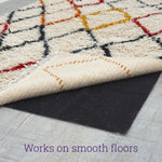 Anti Slip - Anti Creep Underlay for Your Rug and Mat