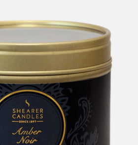 Amber Noir Candle Small Tin