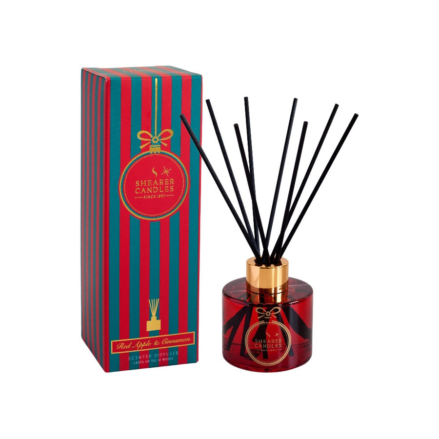 Red Apple and Cinnamon Diffuser