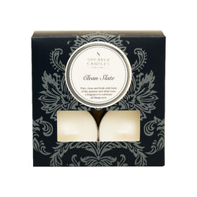 Clean Slate Candle Tealights - 8 Pack