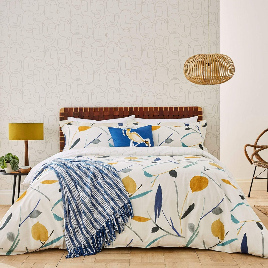 Scion Oxalis Papaya Bedset Double