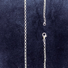 Malcolm Appleby Silver Chain