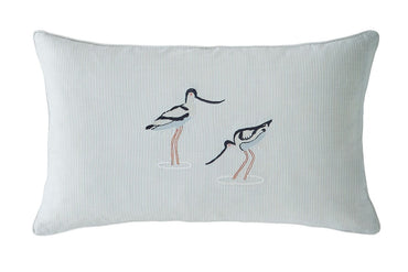 Sophie Allport Coastal Birds Cushion | Taylors on the High Street