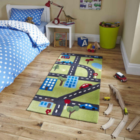 Think Rugs Kids Car Rug | Taylors on the High Street