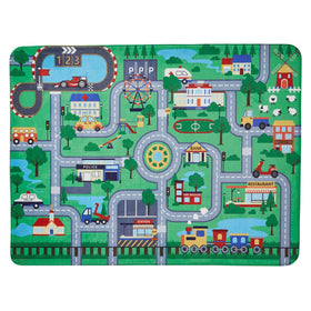 Think Rugs Inspire Road Play Mat Rug | Taylors on the High Street