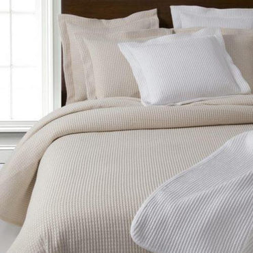 Waffle Bedspread King 250x260cm White