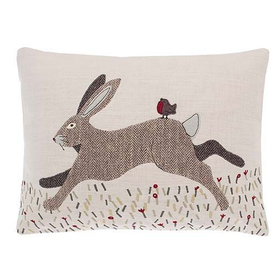 Walton Hare Cushion | Taylors on the High Street