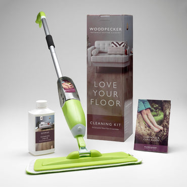 Laminate and Lacquered Cleaning Kit by Woodpecker