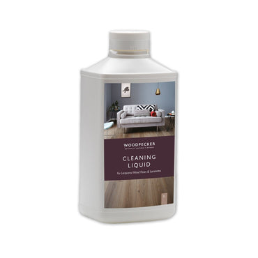 Laminate and Lacquered Cleaning Liquid by Woodpecker