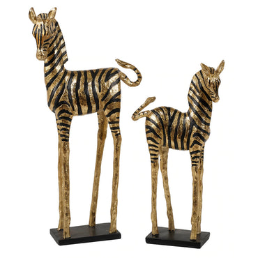 Zebra Set of 2