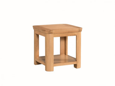 Darrach Oak Lamp Table