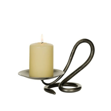 Single Round Candle Holder