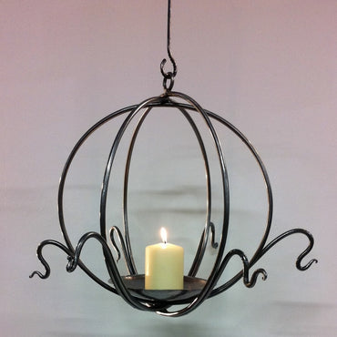 Hanging Candle Globe