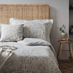 Morris & Co Pure Pimpernel Duvet Cover | Taylors on the High Street