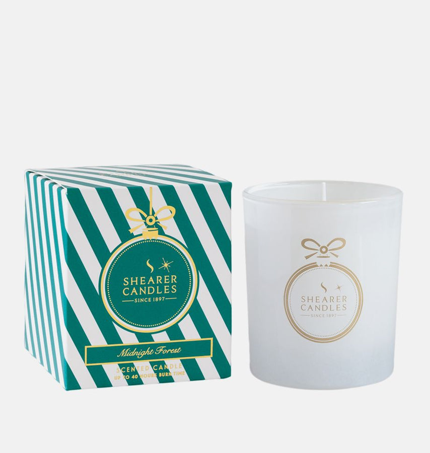 Midnight Forest Scented Candle