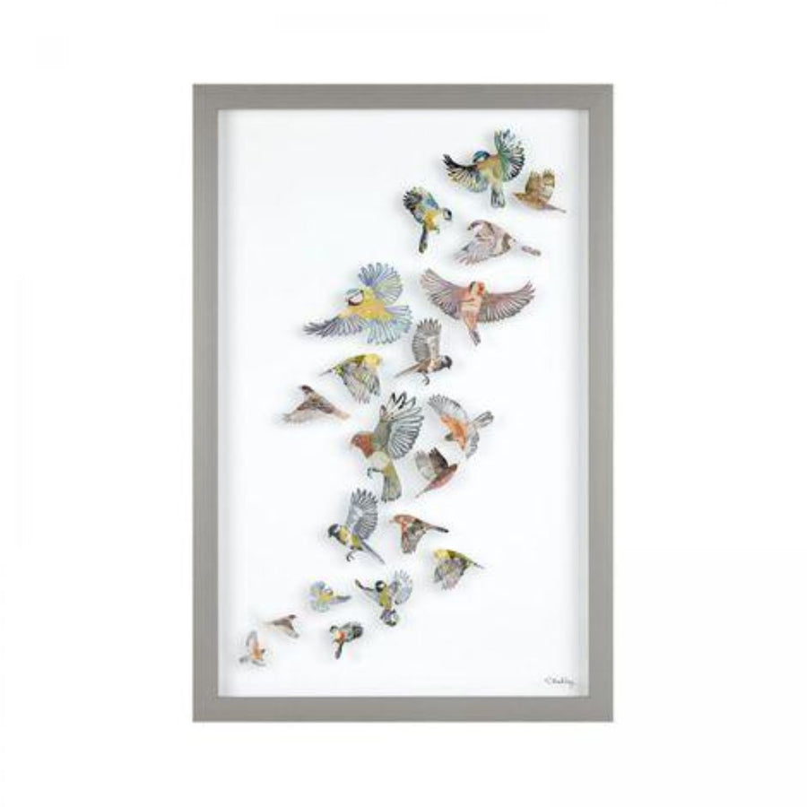 Taking Flight - Framed and Glazed Art by Charlotte Oakley