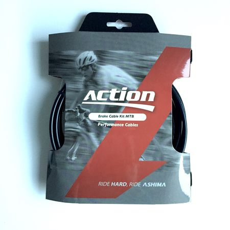 Ashima Action Mtb Brake Kit - jarruvaijerisetti