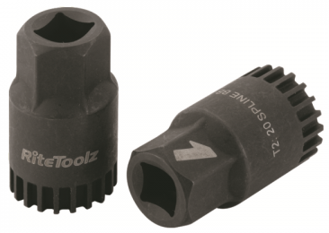 RiteToolz BB20 Tooth Bottom Bracket Tool-keskiöavain