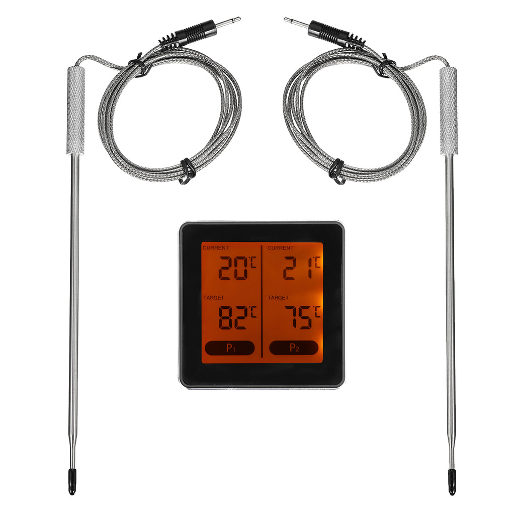 Digital Wireless BBQ Cooking Thermometer