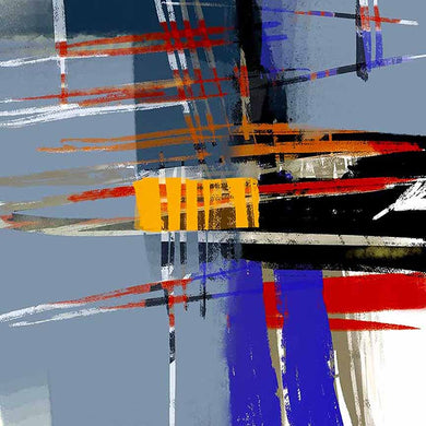 New Abstract Digital Painting On Canvas For Sale-NeneArts