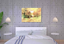 Load image into Gallery viewer, Welcome Spring Painting For Sale In Bed Room-NeneArts.jpg