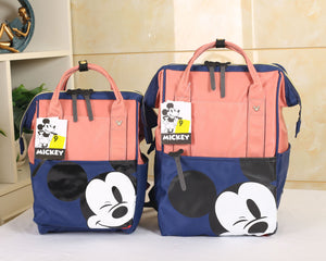 Mickey Backpack Women Shoulder Bag