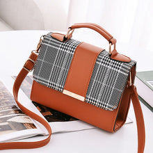 Load image into Gallery viewer, KPOP Fashion PU Leather Handbags