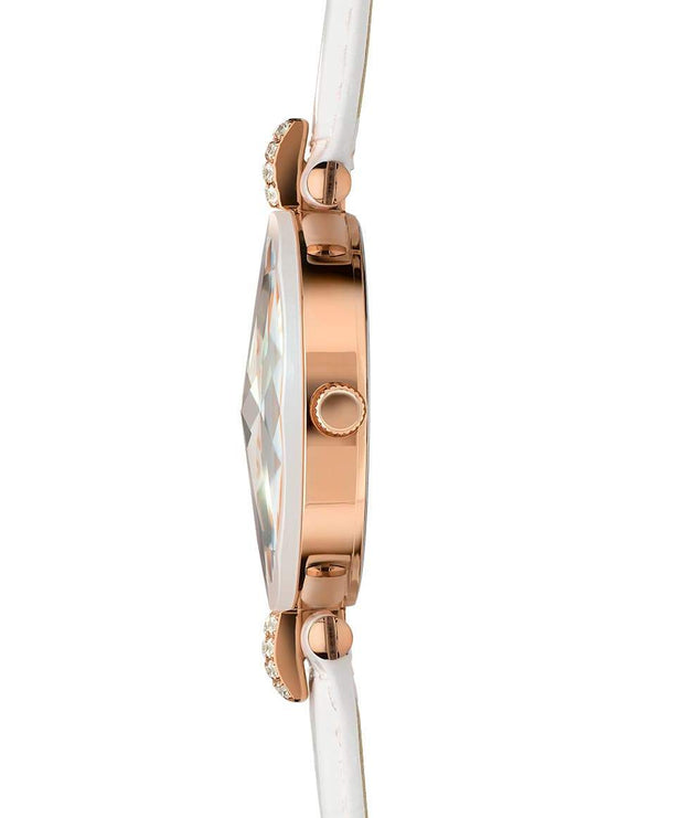 Facet Strass Swiss Ladies Watch