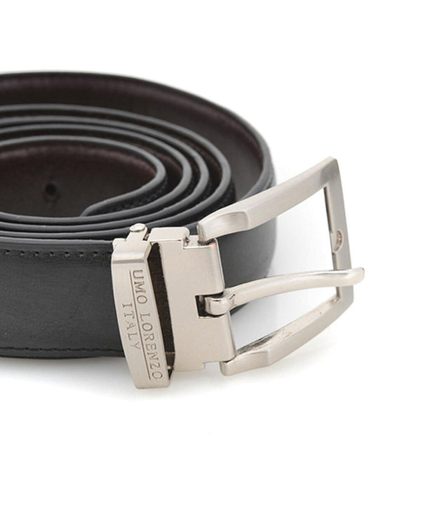 Men's One-Size Adjustable Leather Belts