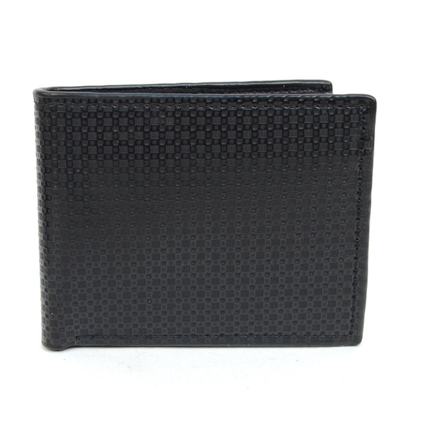Bi-Fold Leather Men's Wallet