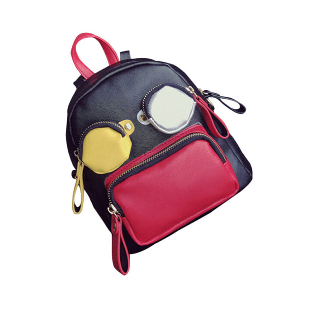 Backpack Girls Mini Backpacks Funny Cute