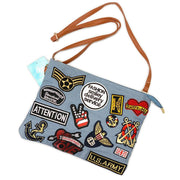 OH Handbag Reigning Denim Light Blue