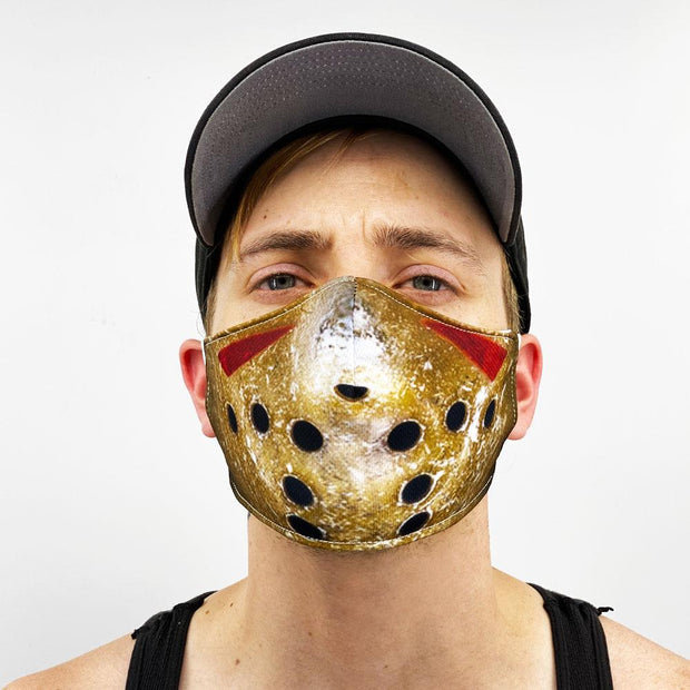 Jason Face Cover
