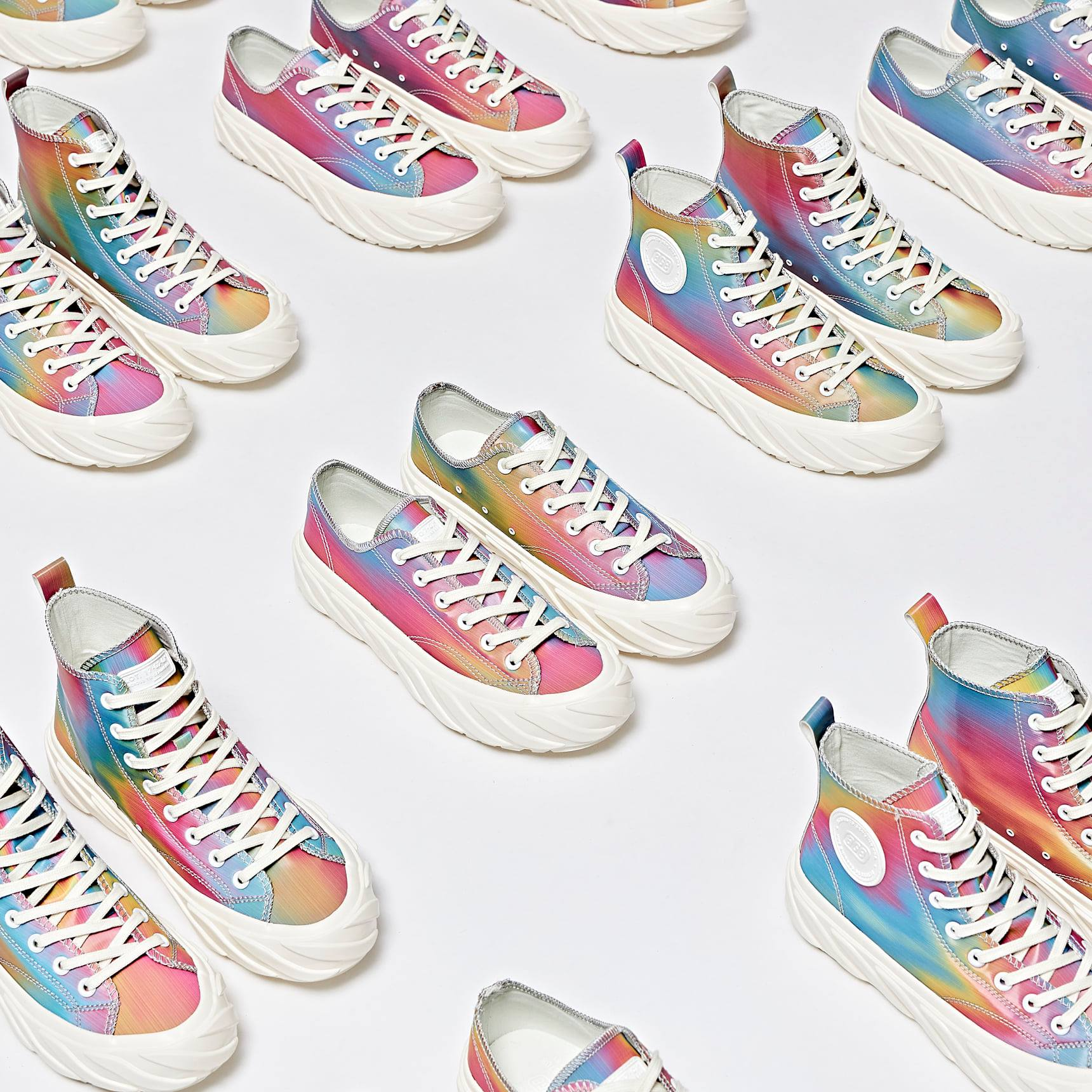 age official sneakers prism 2021 collection