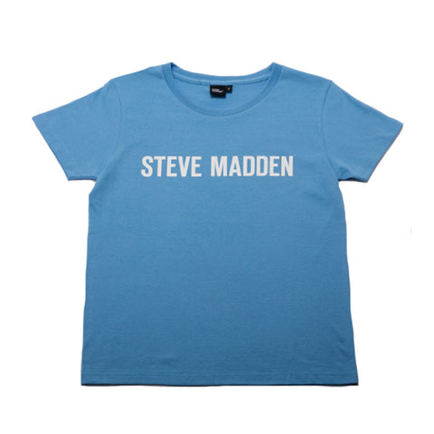 LOGO BLUE T-SHIRT