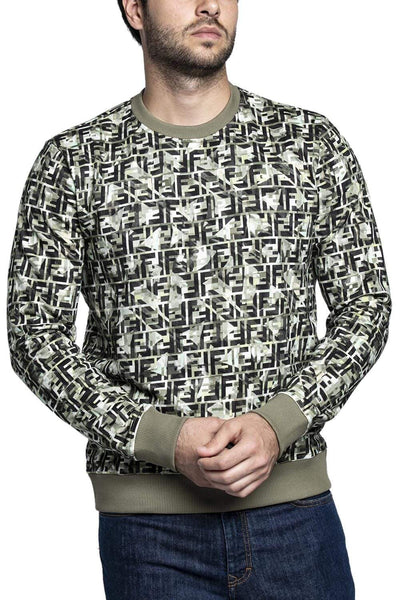 FENDI Patterned Sweater