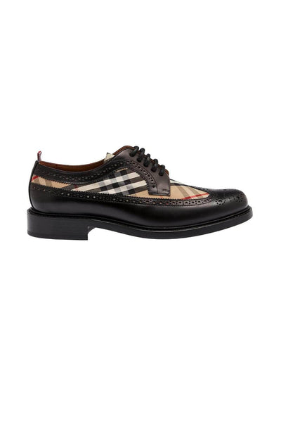 Burberry Derby Style Shoe