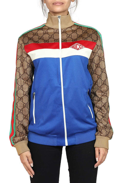Gucci  Multicolor Track Sweater