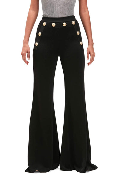 Balmain Button Trousers