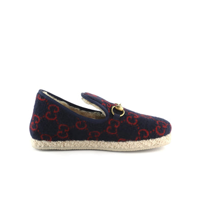 Gucci Wool loafers