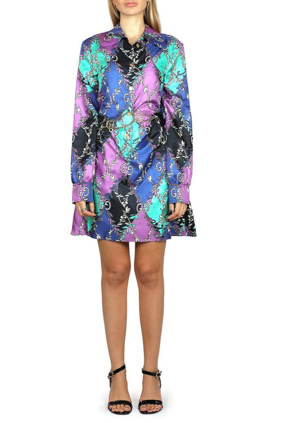 Gucci Printed shirtdress