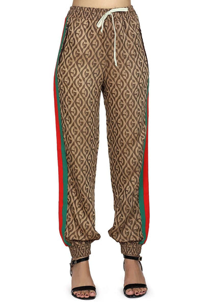 Gucci Techno fabric track pants