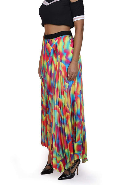 Iceberg Multi-Colored Skirt