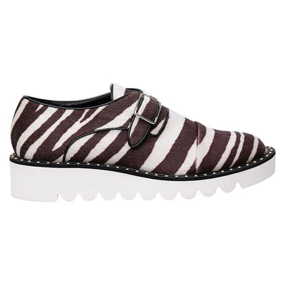 Stella McCartney Zebra Print Shoes