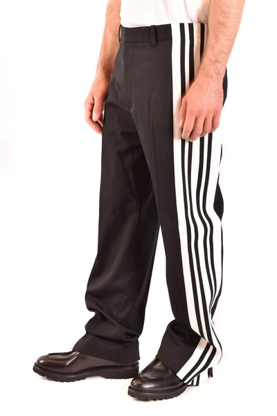 Balenciaga Black Lined Trousers