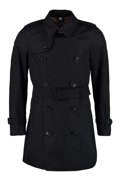 Burberry Wimbledon Black Trench Coat
