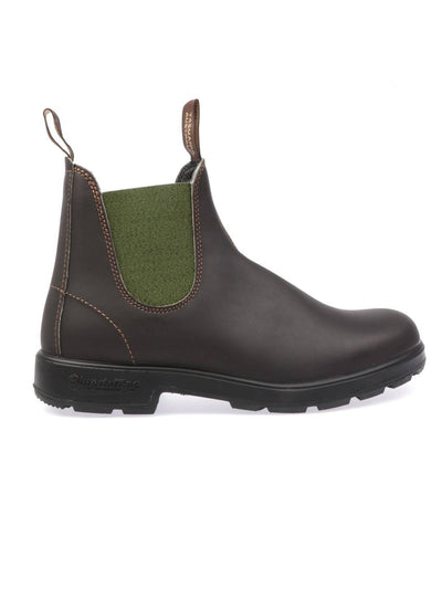 Blundstone No Lace Leather Boots