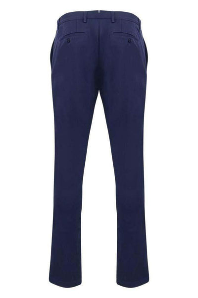 Burberry Navy Trousers