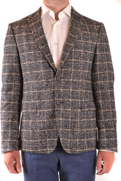 Hugo Boss Checkered Blazer
