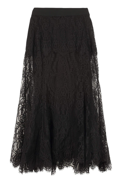 D&G Lace Maxi Skirt
